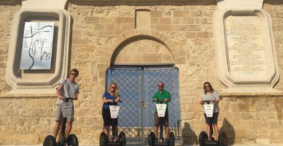 Bari Segway Tour Pasta Experience