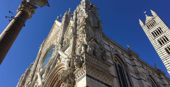 Siena: City Walking Tour with Optional Siena Cathedral Tour
