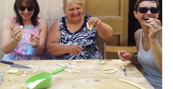 From Bari: Pasta Experience Walking Tour