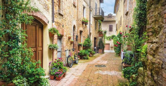 Pienza and Montepulciano Wine Tour from Siena