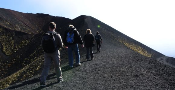 Mount Etna: Morning Etna Experience