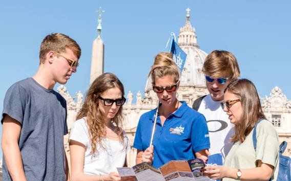 Skip-the-Ticket-Line Vatican Tour and Sistine Chapel