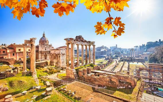 Roma: tour con ingresso prioritario al Colosseo e Palatino