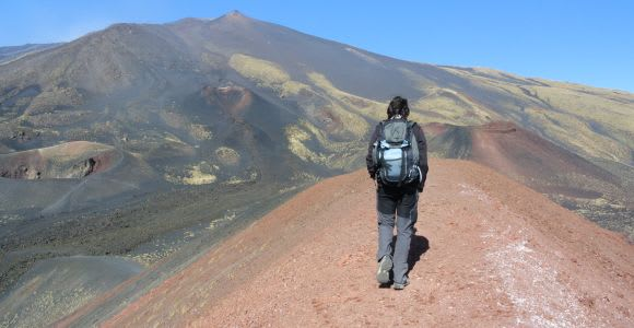 From Catania: Mount Etna Trekking Experience