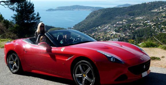 Monaco: 2 or 3 Hour Sight-driving in a Ferrari California T