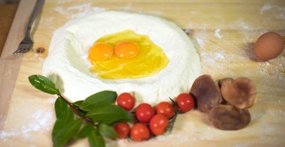Perugia: lezione di cucina a casa di un locale