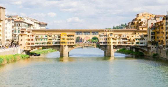 Florence: Early Bird Accademia & Uffizi Half-Day Tour