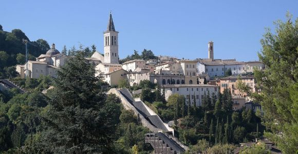 Rome: Cascia and Spoleto Full-Day Tour