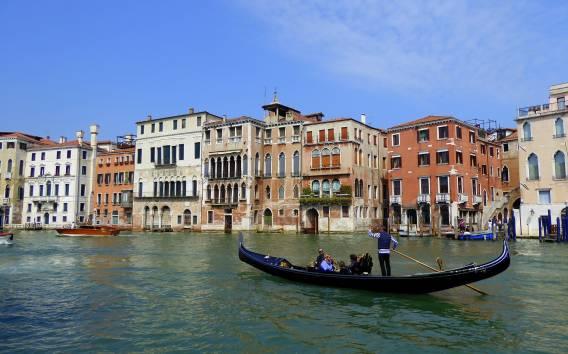 Venice: Gondola Ride and St Mark's Basilica