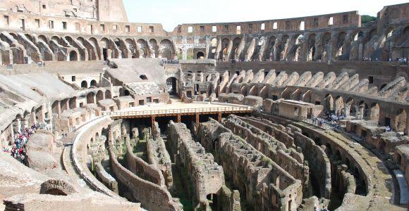 Roma: Tour del Coliseo, Foro Romano y Monte Palatino