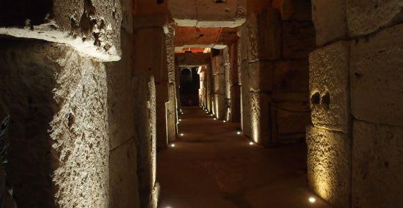 Roma: tour della città antica e sotterranei del Colosseo