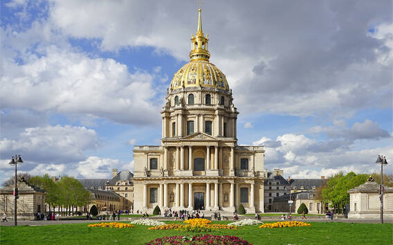 Les Invalides: Napoleon's Tomb & Army Museum Priority Entry