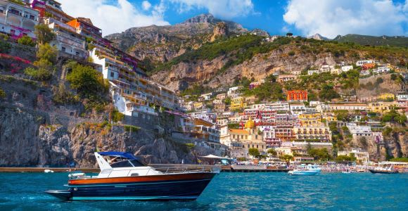 Naples: Small-Group Positano and Amalfi Boat Tour