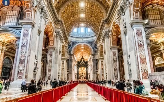 Roma: tour dei Musei Vaticani, Cappella Sistina e San Pietro