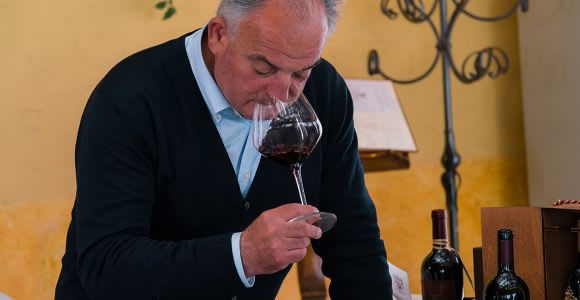 San Gimignano Wine Etiquette Course with Tasting & Appetizer