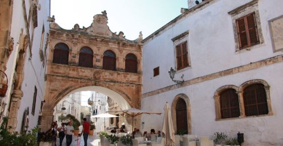 Ostuni: Walking Tour