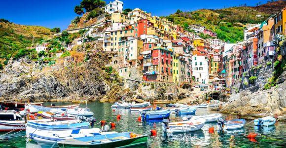 From La Spezia: Cinque Terre Cruise Shore Excursion