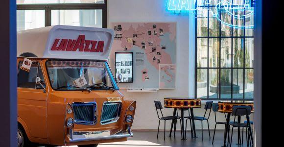 Museo Lavazza a Torino: tour privato e accesso prioritario