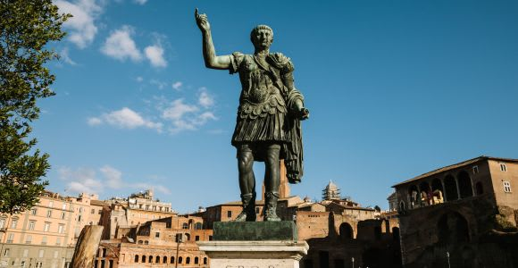From Civitavecchia: Roman Forum and Colosseum Full-Day Tour