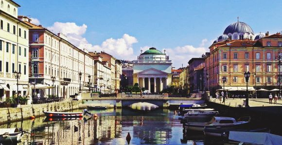 Trieste: 2-Hour Private Walking Tour