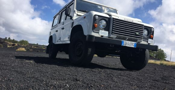 Mount Etna 4x4 Full Day Tour from Catania/Taormina