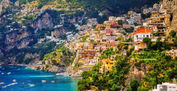 From Sorrento: Amalfi Coast Small Group Tour by Minivan