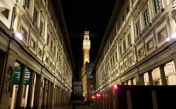 Firenze: tour a piedi e visita alla Galleria degli Uffizi