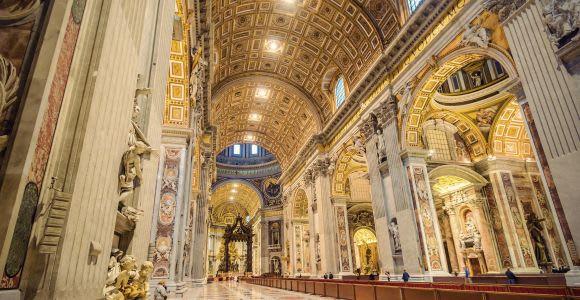 Capilla Sixtina y Ciudad del Vaticano: tour guiado