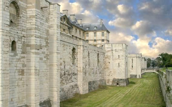 Paris: Château de Vincennes Entry Ticket