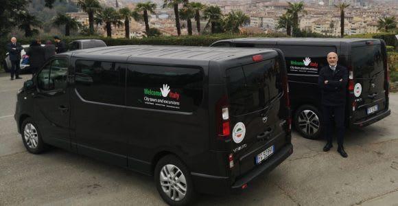Rome: Private Transfer to/from Fiumicino or Ciampino Airport