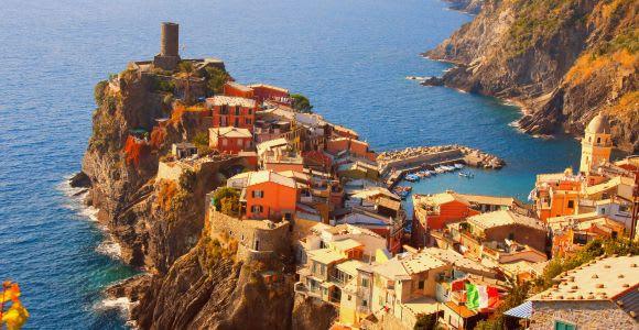 La Spezia: Cinque Terre Guided Hiking Tour
