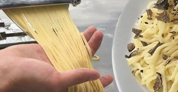 San Gimignano: Truffle Cooking Class with Wine Tasting