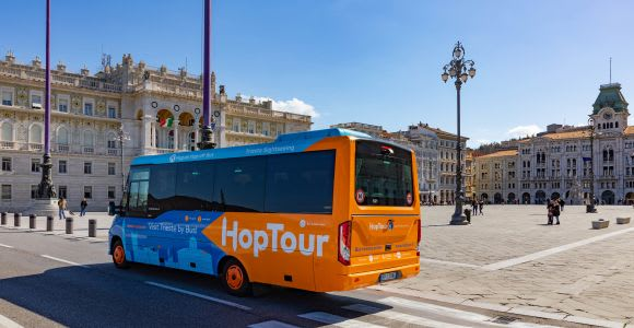 Trieste Bus Tour with Audio Guide