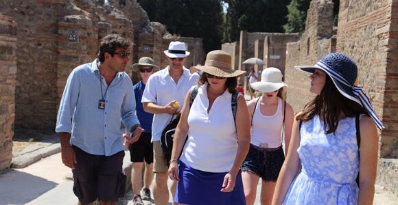 Pompeii Ruins Skip-the-Line Small Group Tour