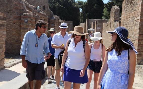 Pompeji: Kleingruppentour mit Einlass ohne Anstehen