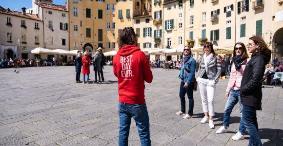 Flavors of Lucca Food Tour with Local Guide
