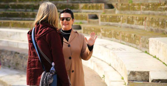 Pompeii: Skip-the-Line Small Group Tour