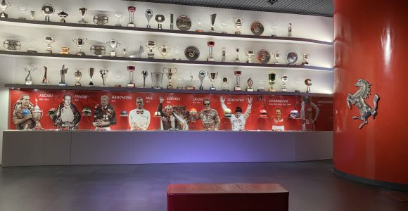 Bologna: Ferrari, Ducati, Lamborghini Factory & Museum Tour