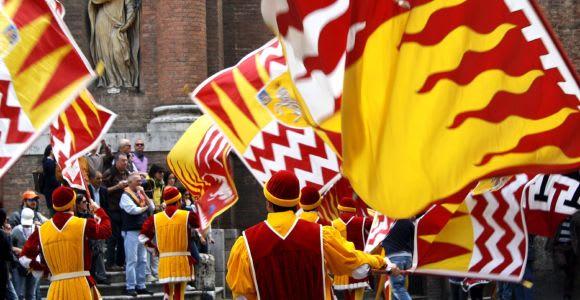 Siena: Palio Walking Tour