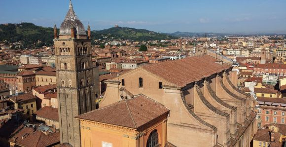 Bologna: Cathedral of San Petronio Tour & Panoramic Terrace