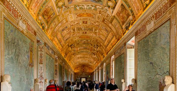 Tour por los Museos Vaticanos y la Capilla Sixtina