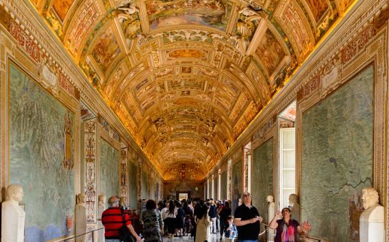 Tour dei Musei Vaticani e Cappella Sistina