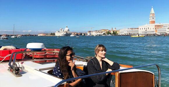Venise: excursion bateau 1j. à Murano, Burano et Torcello