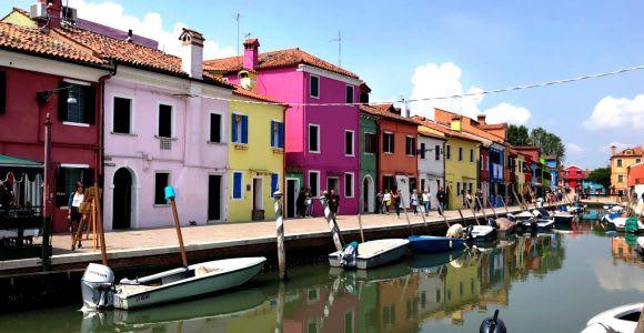 Venice: Half-Day Trip to Murano and Burano