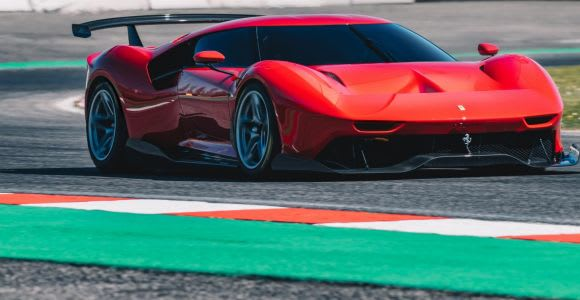 Ferrari Full Day