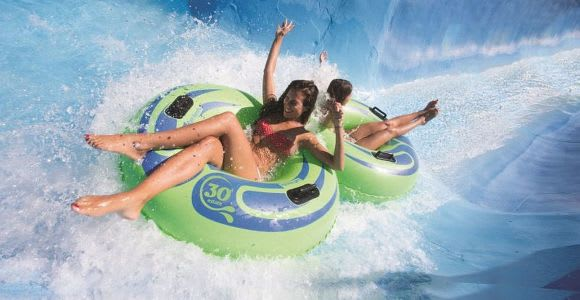 Riccione: Aquafan Open Date Entrance Ticket
