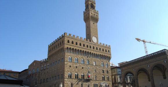 Florenz: Palazzo Vecchio Führung