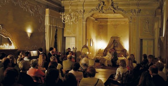 Venice: Traveling Opera in a Historic Palace on Grand Canal