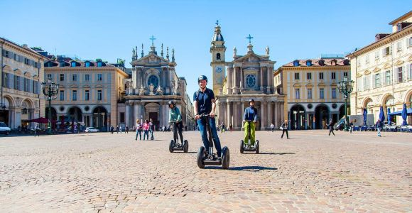 Torino: tour in segway