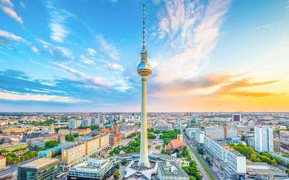 Berlino: biglietti per la Torre della Televisione